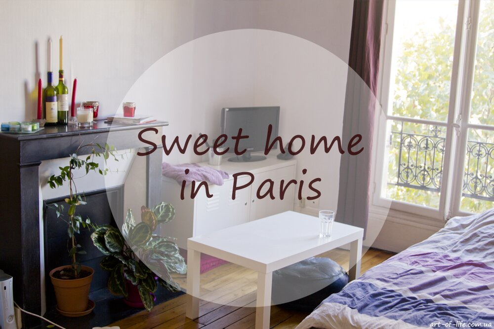 flat in Paris