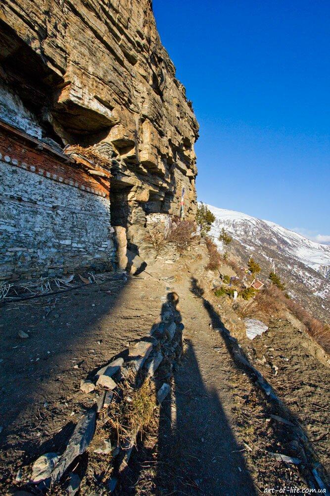 трекінг навколо Аннапурни, Непал