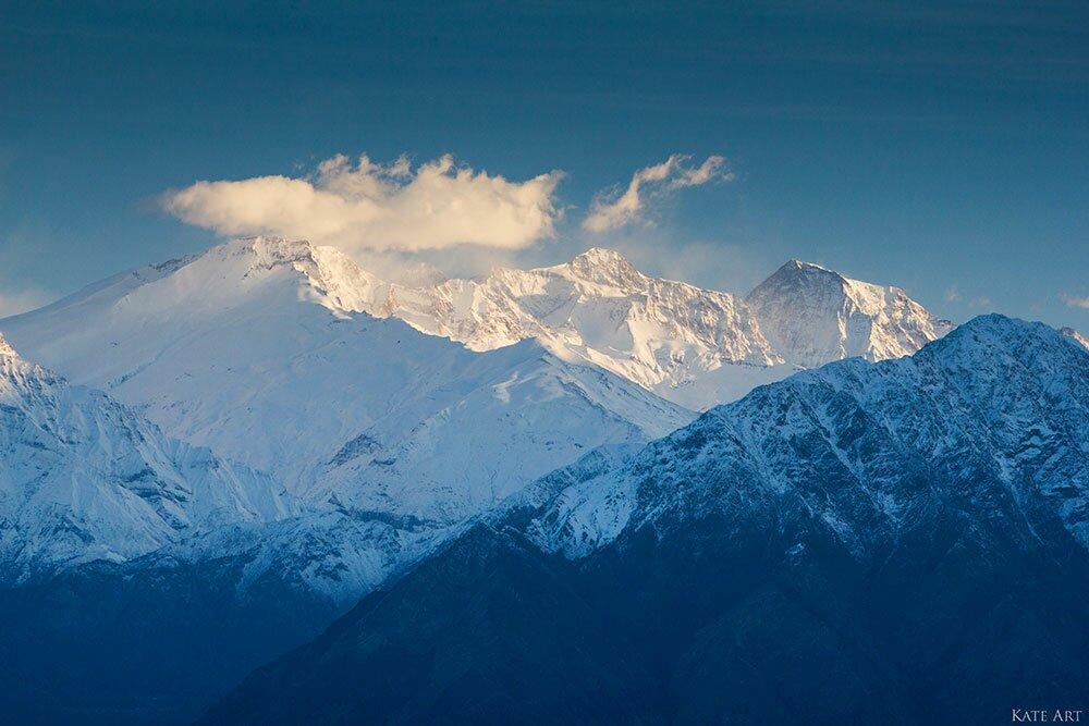 трекінг до базового табору Аннапурни, Непал, Пун Хіл