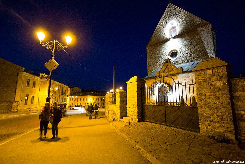кам'янець подільський церква трійці
