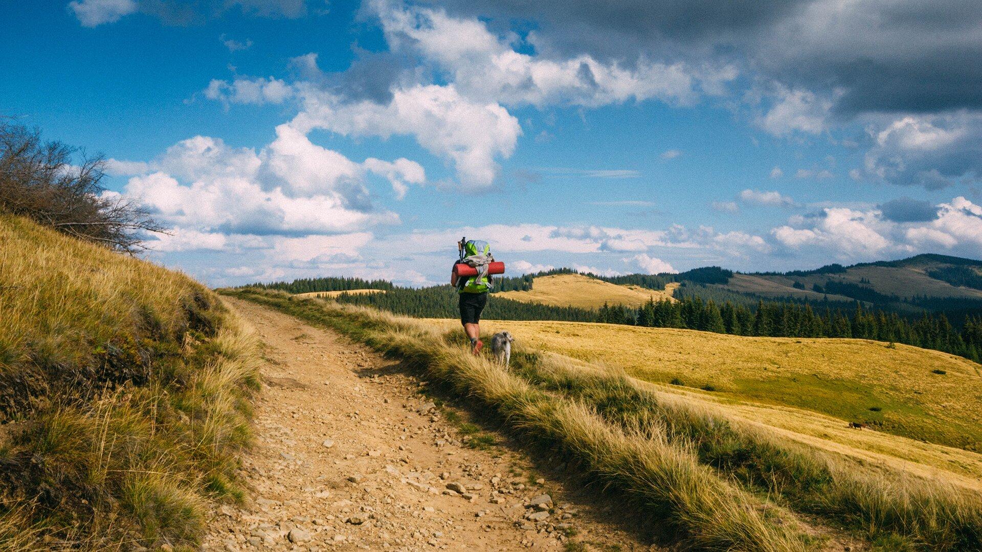 Легкий похід по мальовничим Карпатським полонинам до г. Кукул